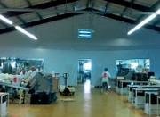 Ecrans de cantonnement - Matière : Tissu de verre enduit acrylique ou enduit silicone