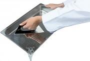 Égouttoir pour bac gastro - Ergonomique - Longueur x Largeur: 23 x 38.5 cm