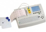 Electrocardiogramme avec défibrillateur intégré - Électrocardiogramme avec défibrillateur CARDIOVIT A-101 easy