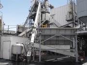 Elévateur à godets industriel - Hauteur: jusqu'à 50 mètres