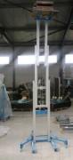 Élévateur à mât télescopique - Capacité à 30 cm du mât : de 140 à 200 Kg