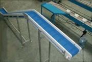 Elévateur à tapis modulaire - Températures d'utilisation : - 25°c à 110°C