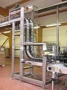 Élévateur agroalimentaire - Certification CE - Sur mesure