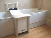 Elévateur de Bain en aluminium - S'adapte à la plupart des baignoires