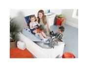 Elévateur de bain largeur 69 cm - Largeur(min/max) : 41cm/69cm  - Hauteur  (min/max) : 6cm/44cm