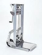 Elevateur de charge manuel - Capacité de levage : 91 kg