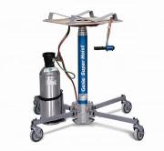 Elévateur de charge pneumatique - Capacité de charge : jusqu'à 136kg