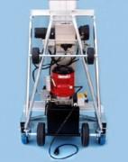 Elévateur de matériel éléctro-hydraulique