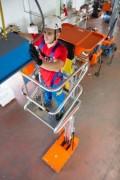 Élévateur de personnes 8 m - Verticale - Capacité de 200 kg