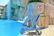 Élévateur de piscine pour PMR - Capacité de levage : 136 kg