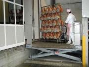 Elévateur de quai - Adapté aux méthodes de manutention modernes