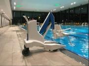 Élévateur mobile de piscine - 5 niveaux de sécurité