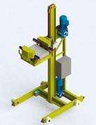 Elevateur stockeur de charge - Capacité de charge : 20 kg