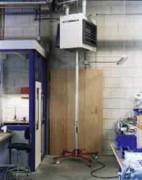 Elévateurs de matériel pneumatique - LLC 320