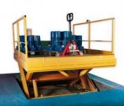 Élévateurs professionnels - Capacité 80 tonnes