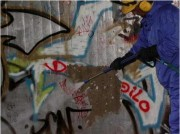 Elimination de graffiti - Communes