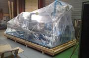 Emballage industriel bois - Caisse catégorie 3 et 4