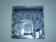Emballage isotherme alimentaire - Sacs isothermes - Préserve la qualité des aliments