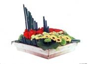 Emballage pour fleurs - Pot pour présentation florale