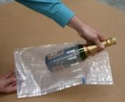 Emballage protection fragile - Supporte les pressions jusqu'à 120 Kgs au cm2