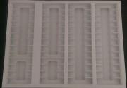 Emballage thermoformage - plateau de calage thermoformé – Sur mesure