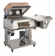 Emballeuse alimentaire à cloche - Production horaire : 200-600 pièces / heure
