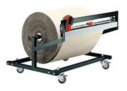 Emballeuse manuelle pour cartons - Largeur de coupe : De 750 à 1600 mm