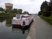 Embarcadère sur-mesure - Franc-bord : 500 à 700 mm