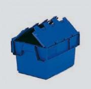 Emboîtable à couvercle solidaire 600X400 mm - 10022
