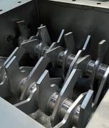 Émotteur broyeur inox - Diamètres (Ø) : de 250 à 1500 mm