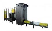 Empileur automatique de bacs - Bacs sales ou propres - 1.000 bacs/heure