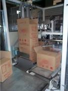 Empileur dépileur de caisses - Sécurité de manutention - Système automatisé