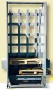 Empileur dépileur de palettes standards - Elévation hydraulique