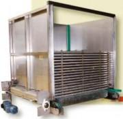 Empileur dépileur de plateaux quelconques - Elévation pneumatique ou électrique