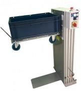 Empileur dépileur de bacs 200 kg - Capacité de charge : 80 kg à 200 kg