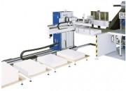 Empileur palettes automatique pour imprimerie - Format des palettes : 800 x 1000 mm