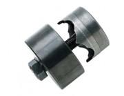 Emporte-pièce métallique - Diamètre : 32 - 35 mm