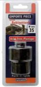 Emporte pièce pour évier inox spécial robinetterie - Diamètre (mm) : 35