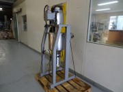 Emulsionneur en continue vertical d'occasion - Encombrement 800 x 800 x 1800 mm