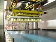 Encageur décageur cartésien automatique - Gestion automatisée des intercalaires