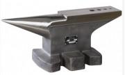 Enclume de forge en acier de 100 kg - Dimensions de la table (L x l) : 355 x 125 mm - Poids : 100 kg