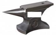 Enclume en acier de 50 kg pour la coutellerie et la maréchalerie - Dimensions de la table (L x l) : 300 x 115 mm - Poids : 50 kg