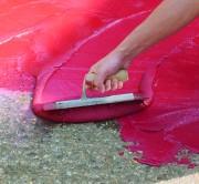 Enduit couleur béton et bitume - Ragréage de couleur pour béton et bitume