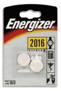 ENERGIZER Blister de 1 pile lithium calculatrices/photo CR2016 - Energizer