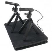 Enregistreurs portables Etui conférence Olympus - 2 micros haute qualité + 2 trépieds