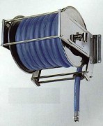 Enrouleur à ressorts en acier inox - 3ENR800AV5000SS