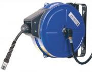 Enrouleur à tambour fermé - Modèle industriel - Tuyau polyuréthane