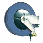 Enrouleur automatique acier pour pompe - Pour pompes débit maxi de 50 l/mn.