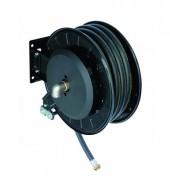 Enrouleur automatique gasoil - Longueur flexible (m) : 8 - 10 - 15