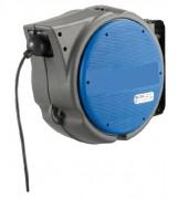 Enrouleur de cable électrique - Longueur : 14 m + 1 m ou 17 m + 2 m